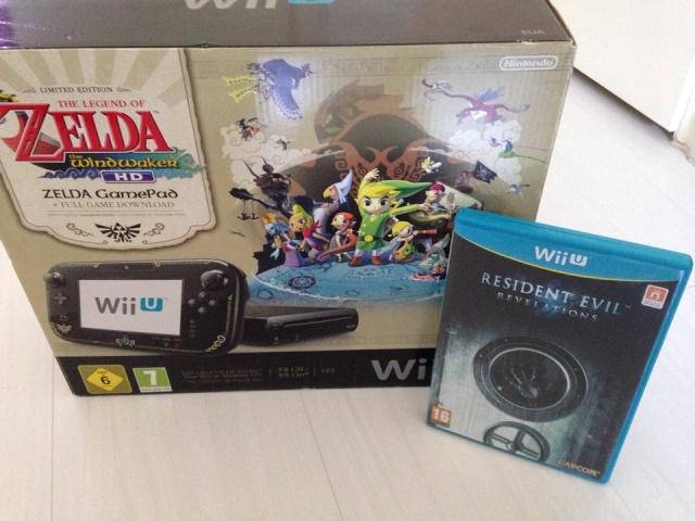 Problème Wii U Game Pad. 11121610