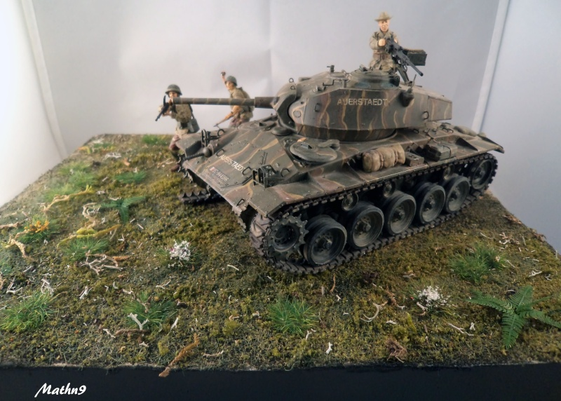 M24 Chaffee AFV Club 1/35 - Page 3 Dsc02912
