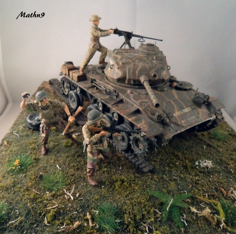 M24 Chaffee AFV Club 1/35 - Page 3 Dsc02916