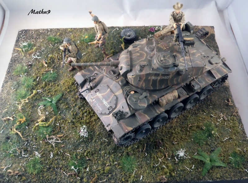 M24 Chaffee AFV Club 1/35 - Page 3 Dsc02917