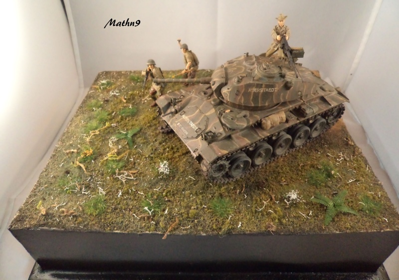 M24 Chaffee AFV Club 1/35 - Page 3 Dsc02931