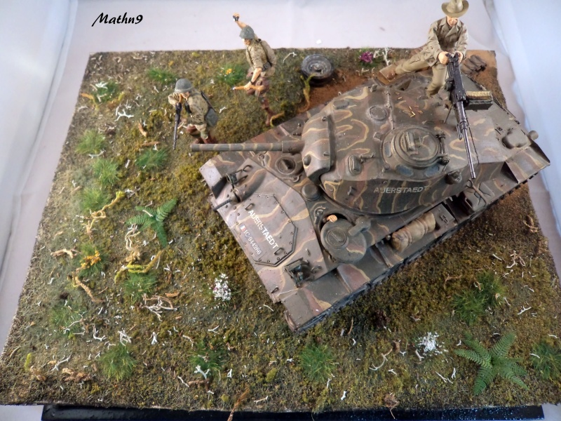 M24 Chaffee AFV Club 1/35 - Page 3 Dsc02934