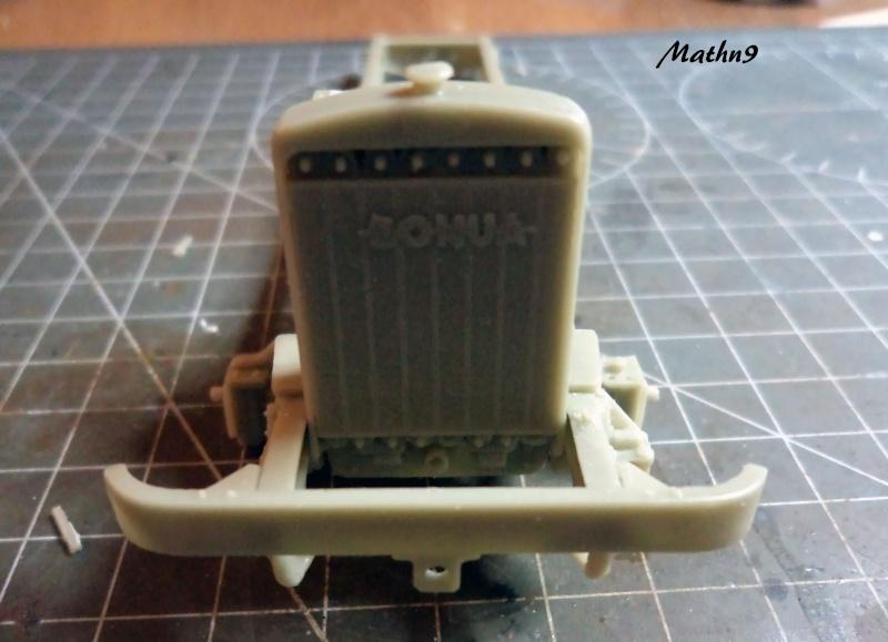 Somua MCL 5 + Remorque Coder Deskit + B1Bis Tamiya [1/35] -Terminé- Dsc02941