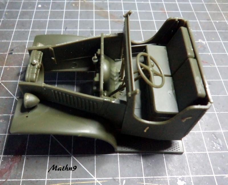 GMC Bofors 40mm [HobbyBoss 1/35] -Terminé- Dsc03085