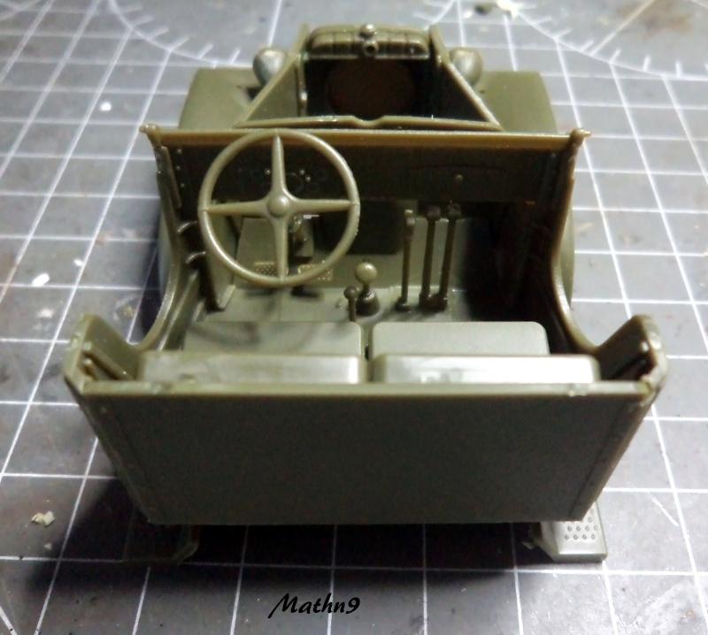 GMC Bofors 40mm [HobbyBoss 1/35] -Terminé- Dsc03113
