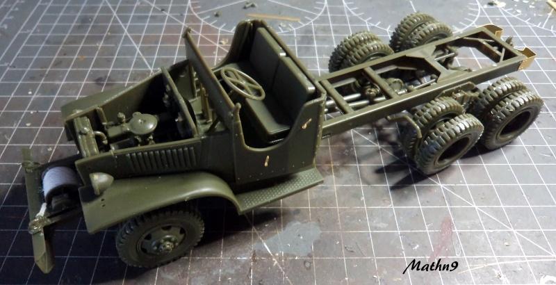 GMC Bofors 40mm [HobbyBoss 1/35] -Terminé- Dsc03114