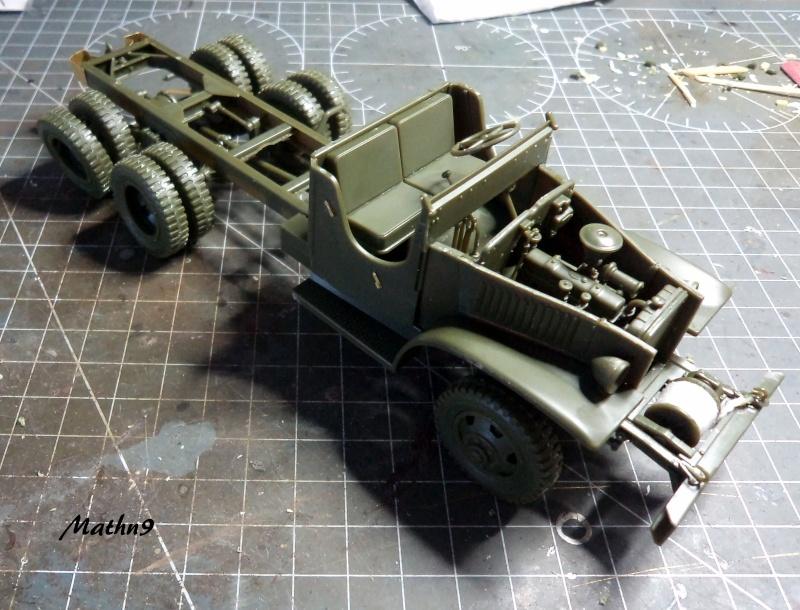 GMC Bofors 40mm [HobbyBoss 1/35] -Terminé- Dsc03115