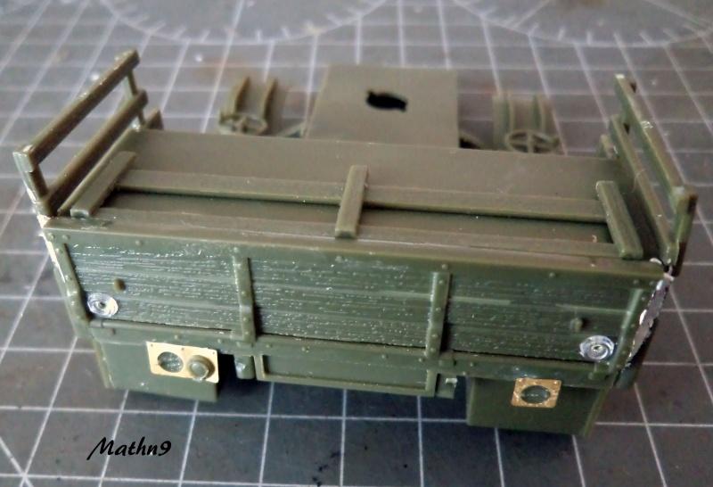 GMC Bofors 40mm [HobbyBoss 1/35] -Terminé- Dsc03118