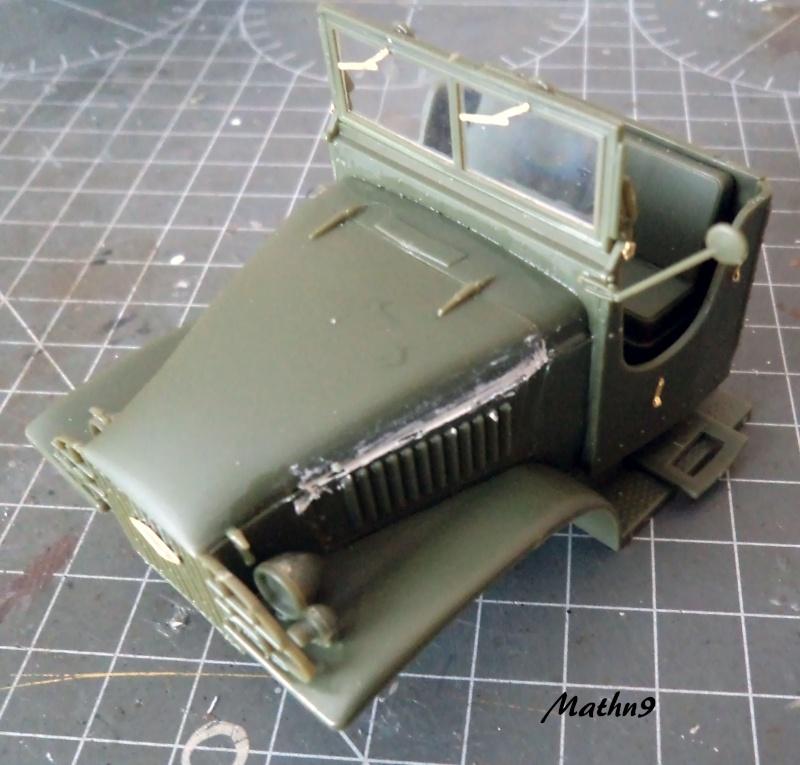GMC Bofors 40mm [HobbyBoss 1/35] -Terminé- Dsc03119