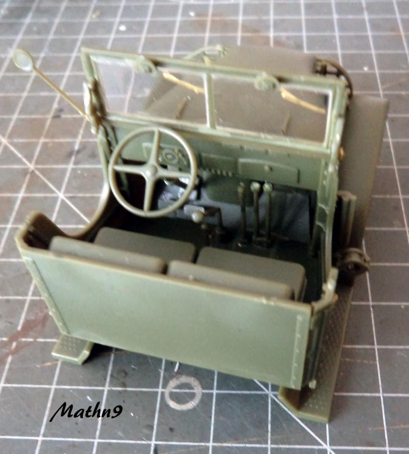 GMC Bofors 40mm [HobbyBoss 1/35] -Terminé- Dsc03120