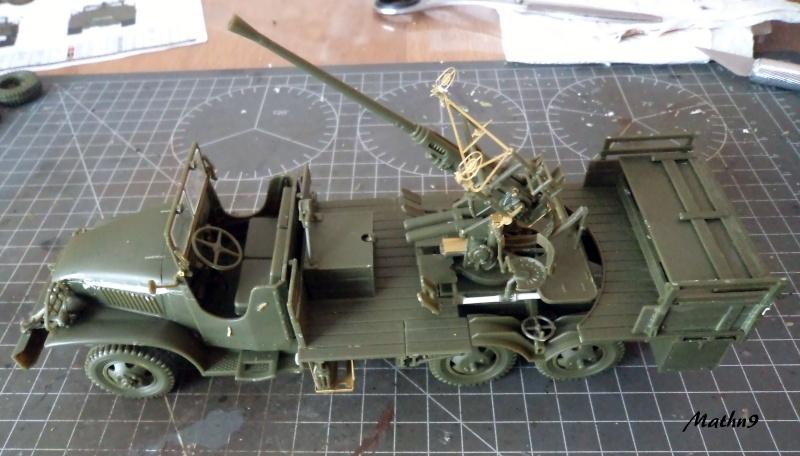 GMC Bofors 40mm [HobbyBoss 1/35] -Terminé- Dsc03123