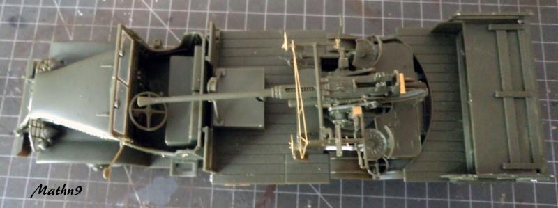 GMC Bofors 40mm [HobbyBoss 1/35] -Terminé- Dsc03124