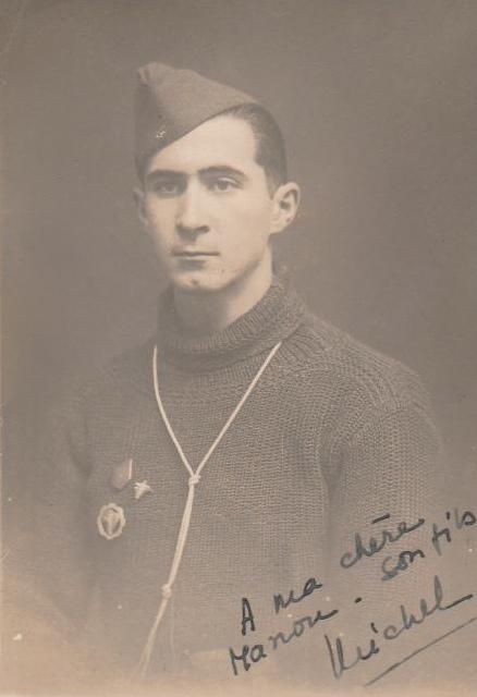 Michel MONTAGNÉ tireur du char Corse (3/2/12 RCA) 1_port10