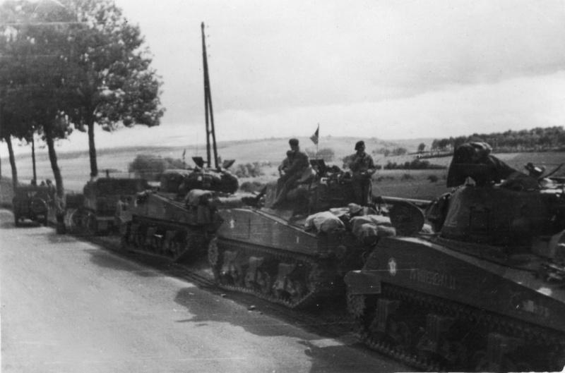 La 2/501 en route vers Châtel (sept. 1944) 44090110