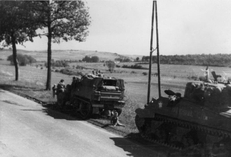La 2/501 en route vers Châtel (sept. 1944) 44090312