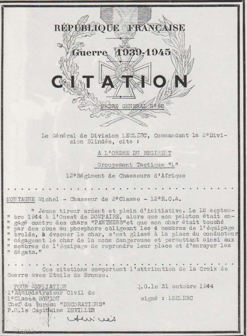 Michel MONTAGNÉ tireur du char Corse (3/2/12 RCA) 6_cita11