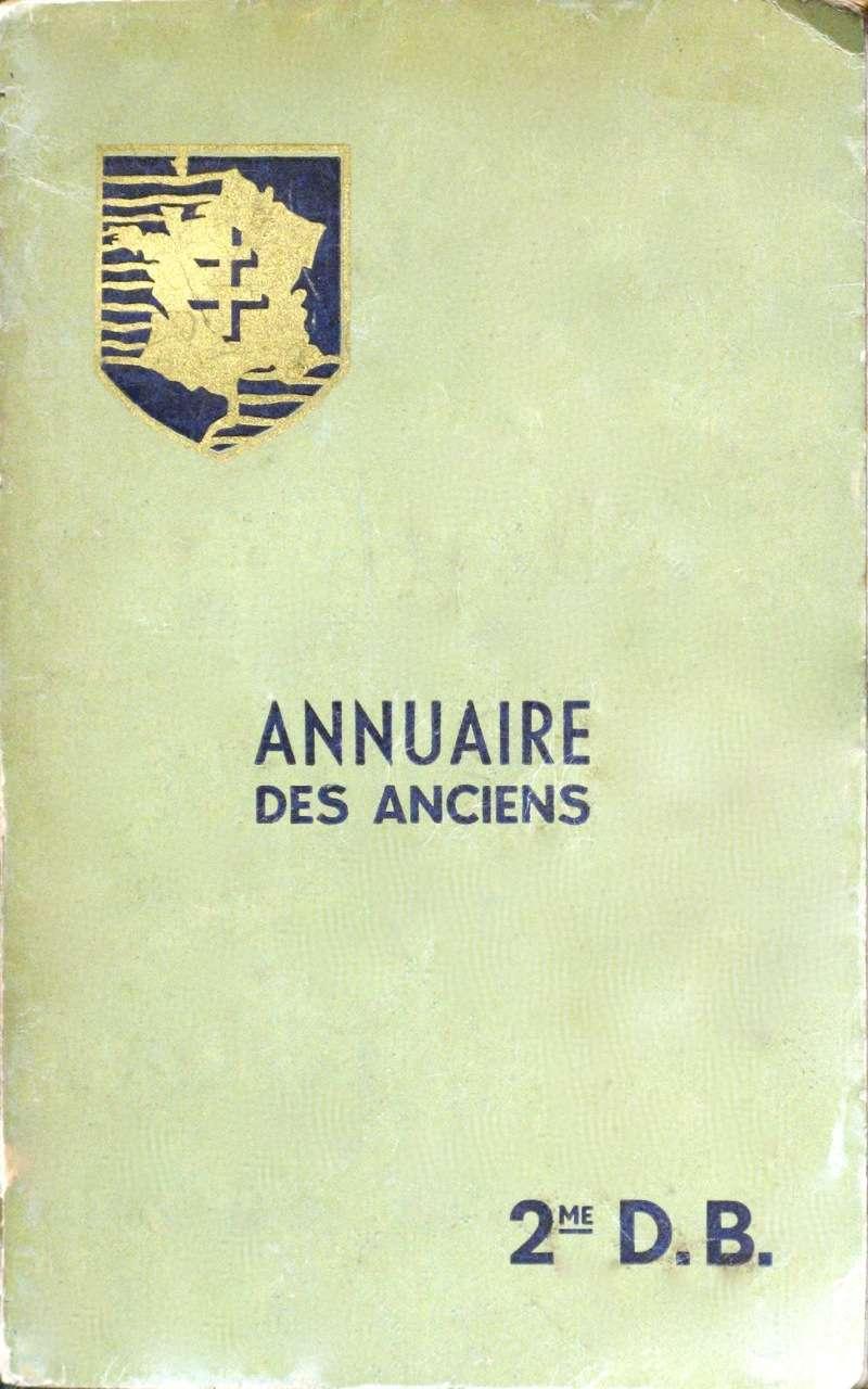 ANNUAIRE DES ANCIENS de la 2e D.B. Annuai10