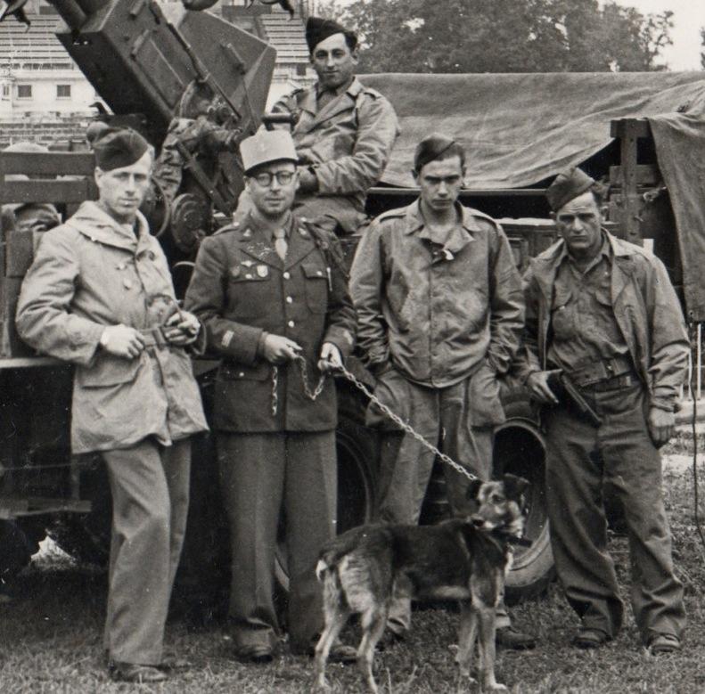 Jean THOMAS & GMC Bofors COULEVRINE du 3/ 22° GC FTA Auteui10
