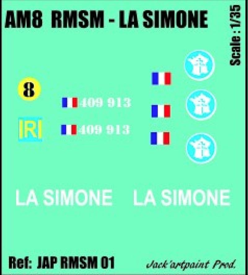 Spahi Roger MARION (3/3/1er RMSM) - Page 6 La_sim11