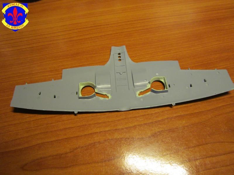 Supermarine Seafire F MK. XV de Revell au 1/48 par Pascal 94 Img_4548