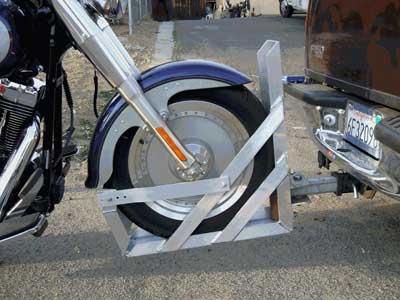 Dolly/towing K100 Motorc10