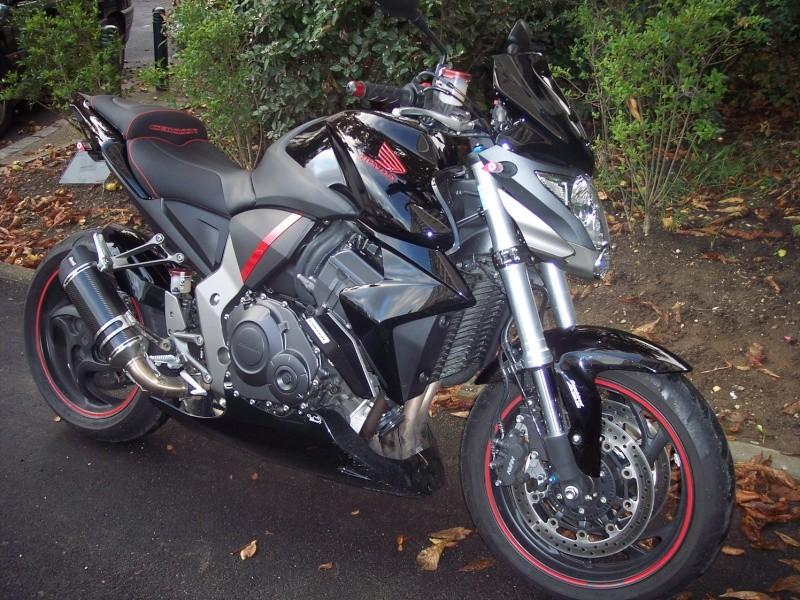 Peintre ma moto noir mat et rouge  laqué 10082711