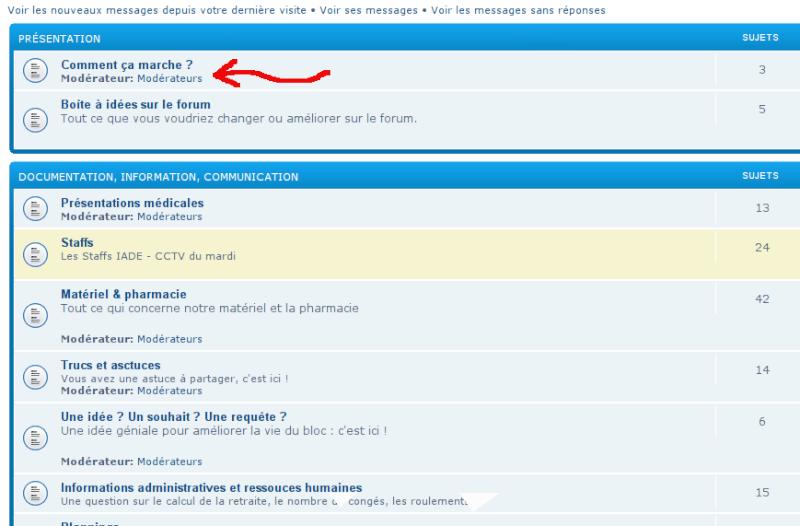 Surveiller le forum Forum110