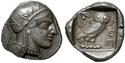 Chronologie et identification des tetradrachmes d'Athènes Flamen10