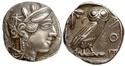 Chronologie et identification des tetradrachmes d'Athènes Flamen11