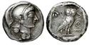 Chronologie et identification des tetradrachmes d'Athènes Seltma11