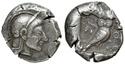 Chronologie et identification des tetradrachmes d'Athènes Seltma12