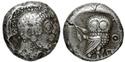 Chronologie et identification des tetradrachmes d'Athènes Seltma15