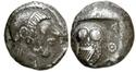 Chronologie et identification des tetradrachmes d'Athènes Seltma16