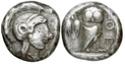 Chronologie et identification des tetradrachmes d'Athènes Seltma17