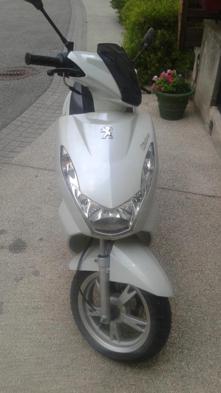 Scooter 49,9cc  VENDU 20150510