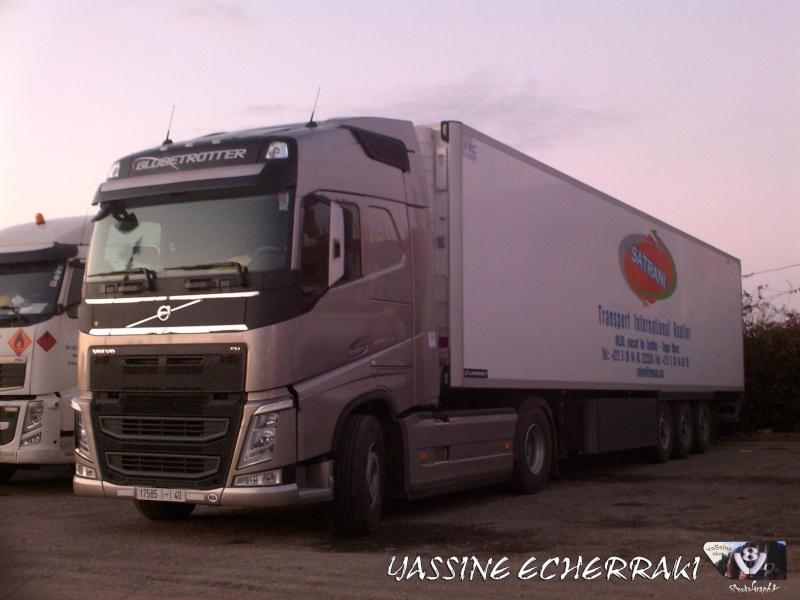 Transport Satrani (Groupe Aberchan) Maroc Dscf0010