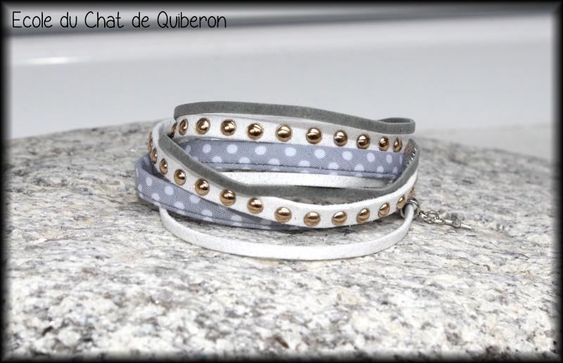 Les bracelets...100% Fait-main, au profit de l'ECQ! Bracee10