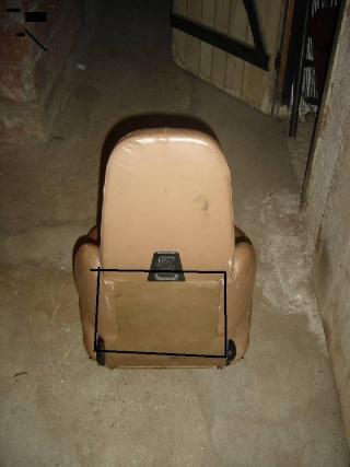 réparation siège pétale R5tsie12