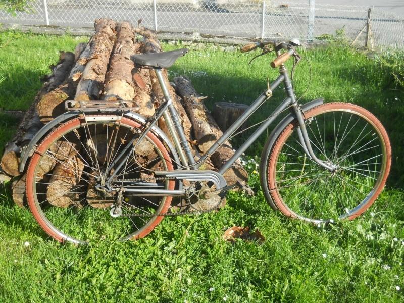 "Vélo mixte ""cadre anglais 1937-39 "" neuf ; A.DEFAYE -- CLERMONT-FERRAND Dscn5619"