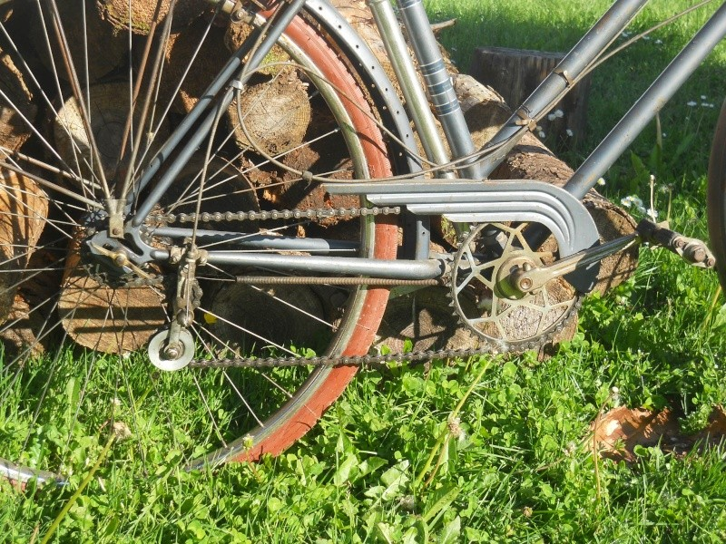 "Vélo mixte ""cadre anglais 1937-39 "" neuf ; A.DEFAYE -- CLERMONT-FERRAND Dscn5623"