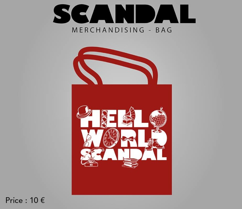 SCANDAL WORLD TOUR 2015「HELLO WORLD」 - Page 37 10408610