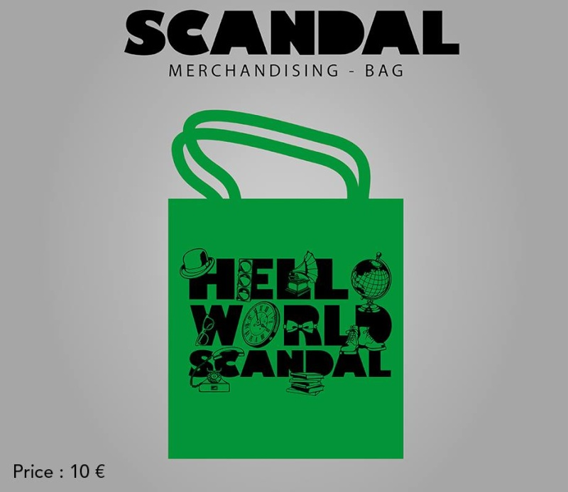 SCANDAL WORLD TOUR 2015「HELLO WORLD」 - Page 37 11008410