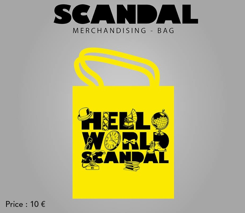 SCANDAL WORLD TOUR 2015「HELLO WORLD」 - Page 37 11149210