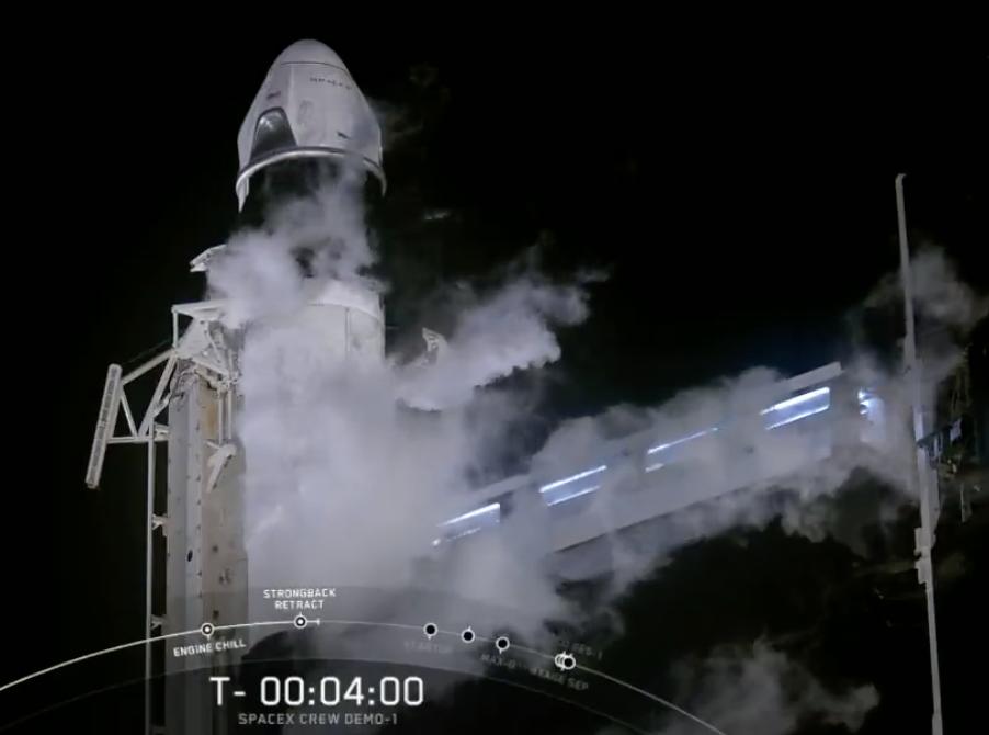 Falcon 9 (Dragon 2 Demo-1) - KSC - 02.03.2019 - Page 13 00111