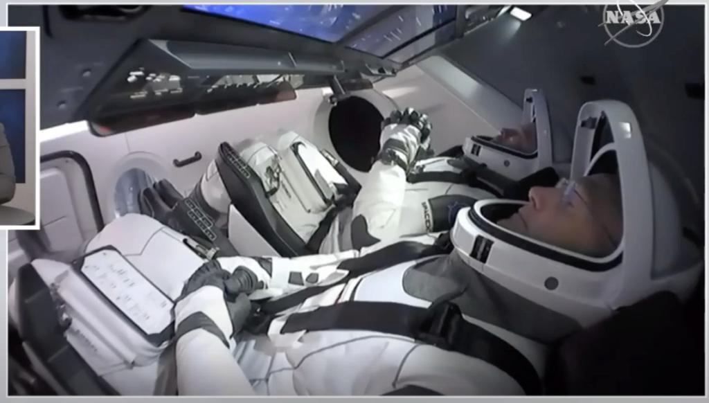 Falcon 9 (Dragon 2 Demo-2) - KSC - 30.5.2020 (1/2) - Page 22 Captur12