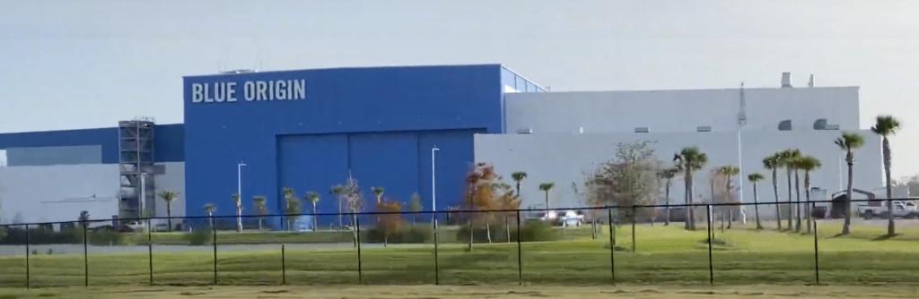 [Blue Origin] LC-36, le complexe de lancement New Glenn Captur21