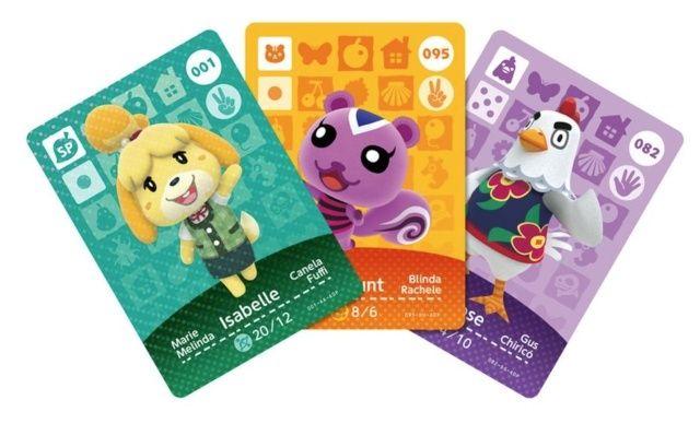 [Nintendo] Amiibo Cartes11