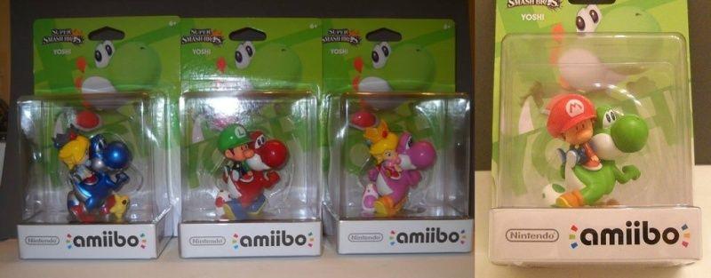 [Nintendo] Amiibo Custom10