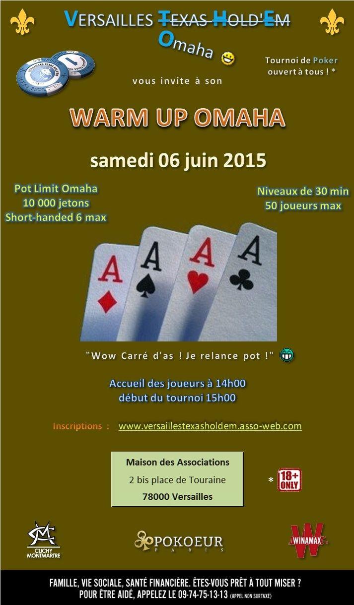 WARM UP OMAHA - Samedi 06 juin 2015 à 15h00 Affich16