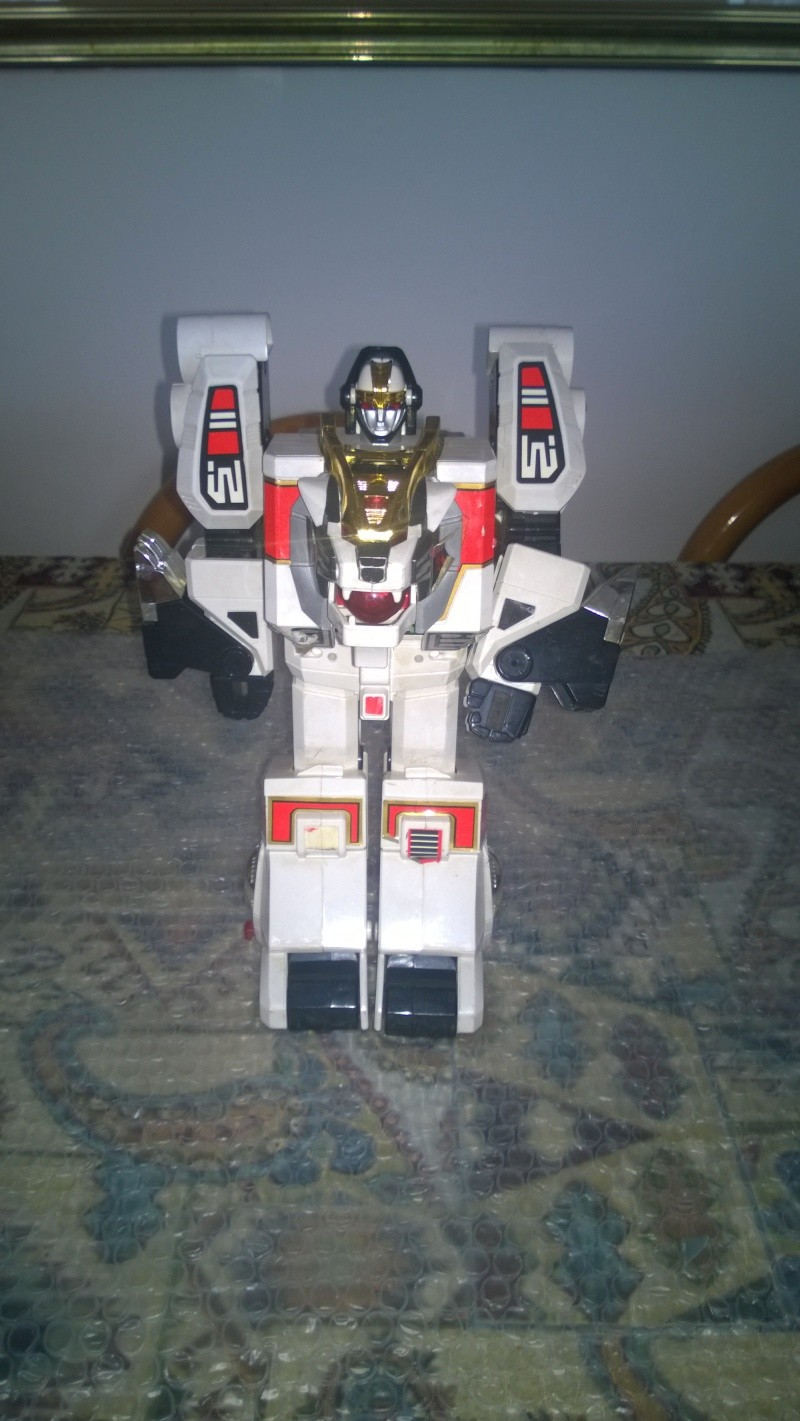 Power Rangers White Tigerzord Wp_20122